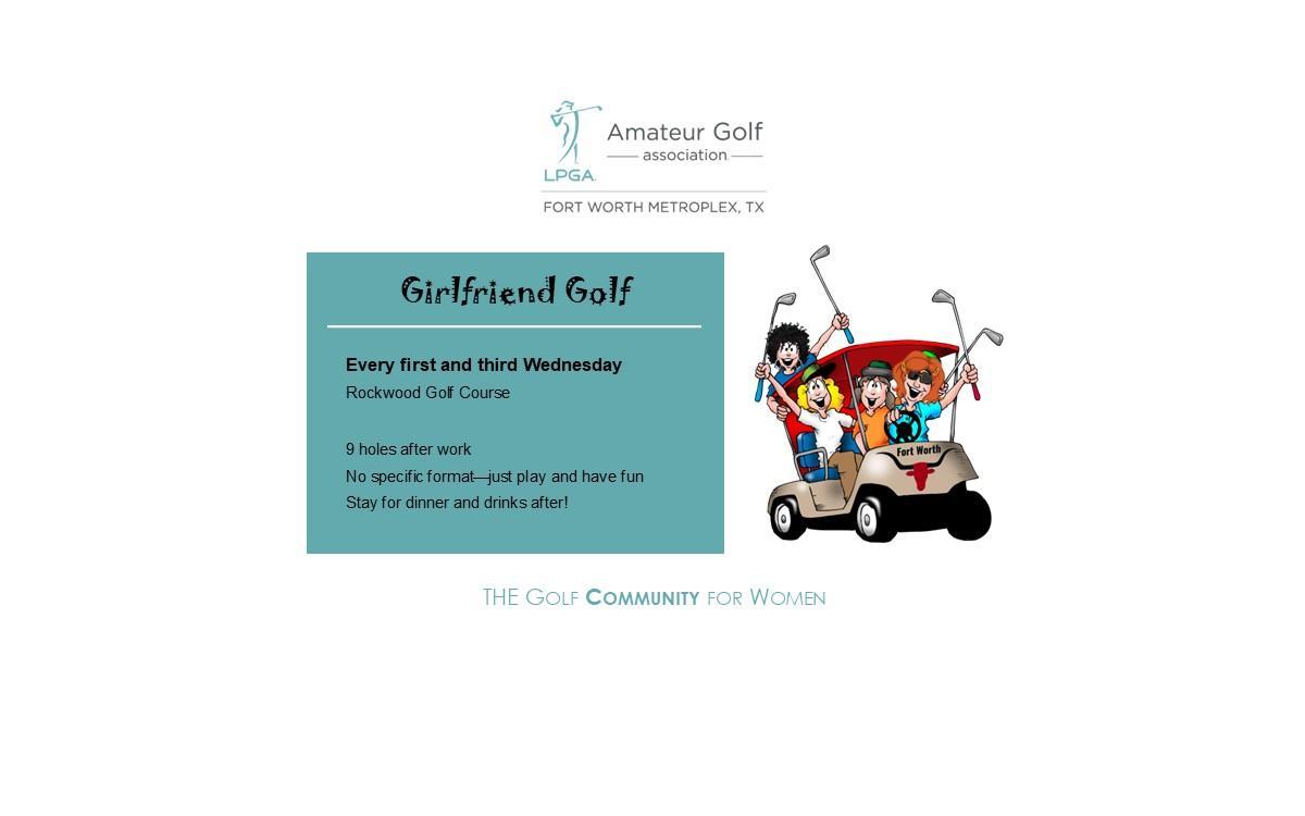 Girlfriend Golf @ Rockwood GC Aug 18