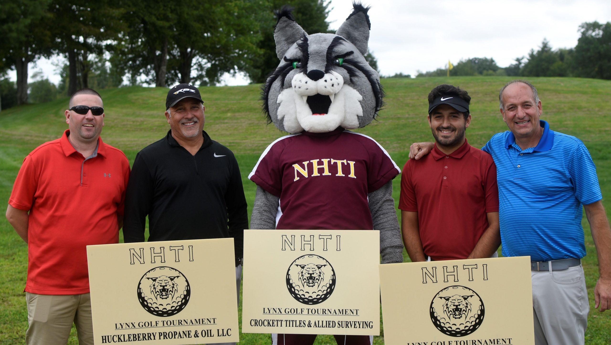 NHTI Lynx Golf Series @ Beaver Meadow Golf Course - June 7, 2021