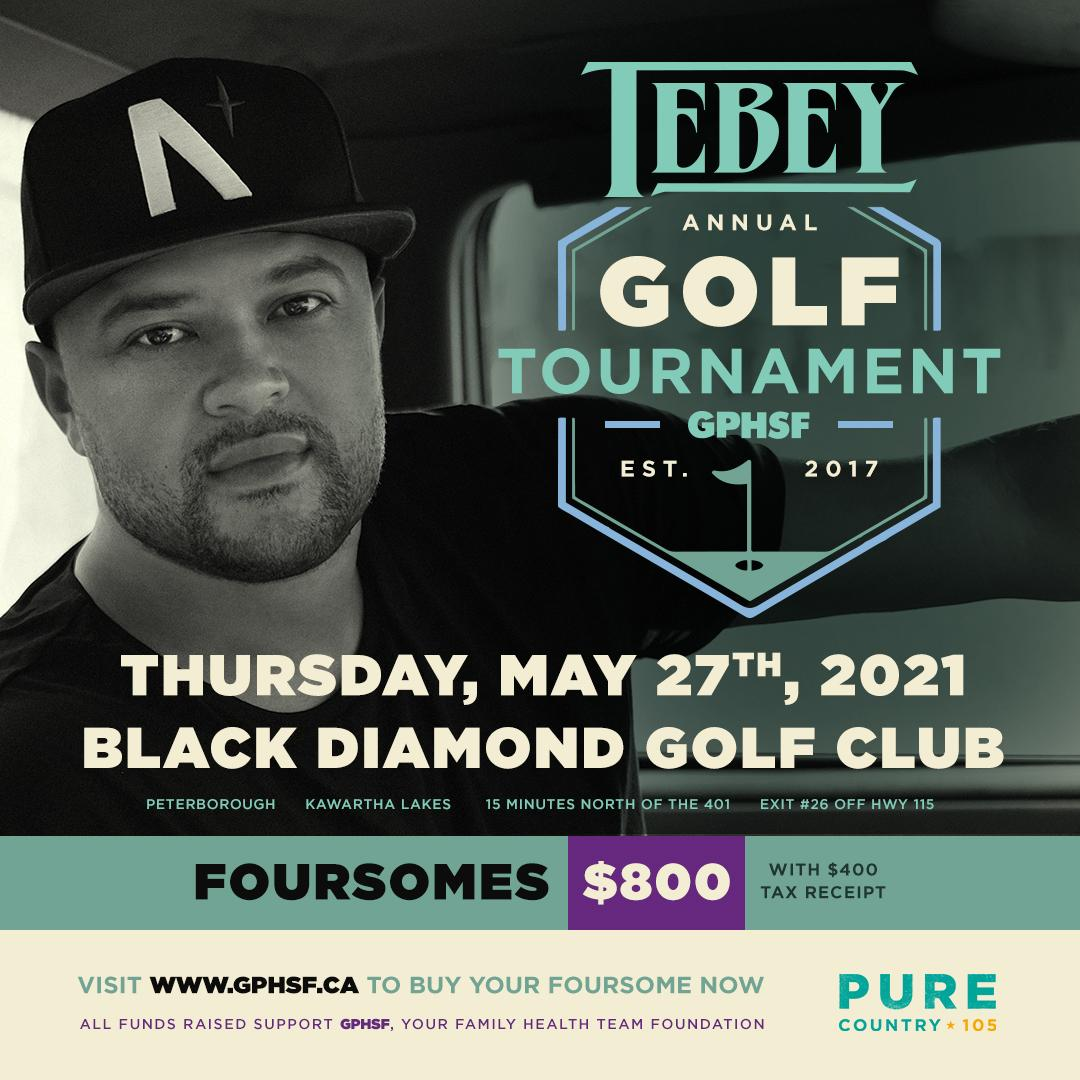 Annual Tebey Golf Classic