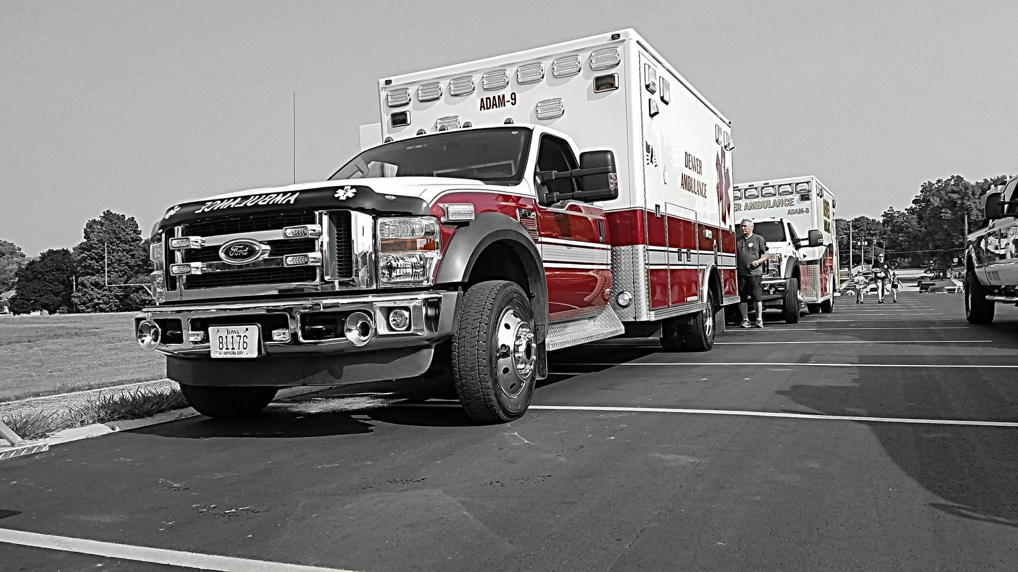 Denver Ambulance 911 Golf Outing Fundraising Event