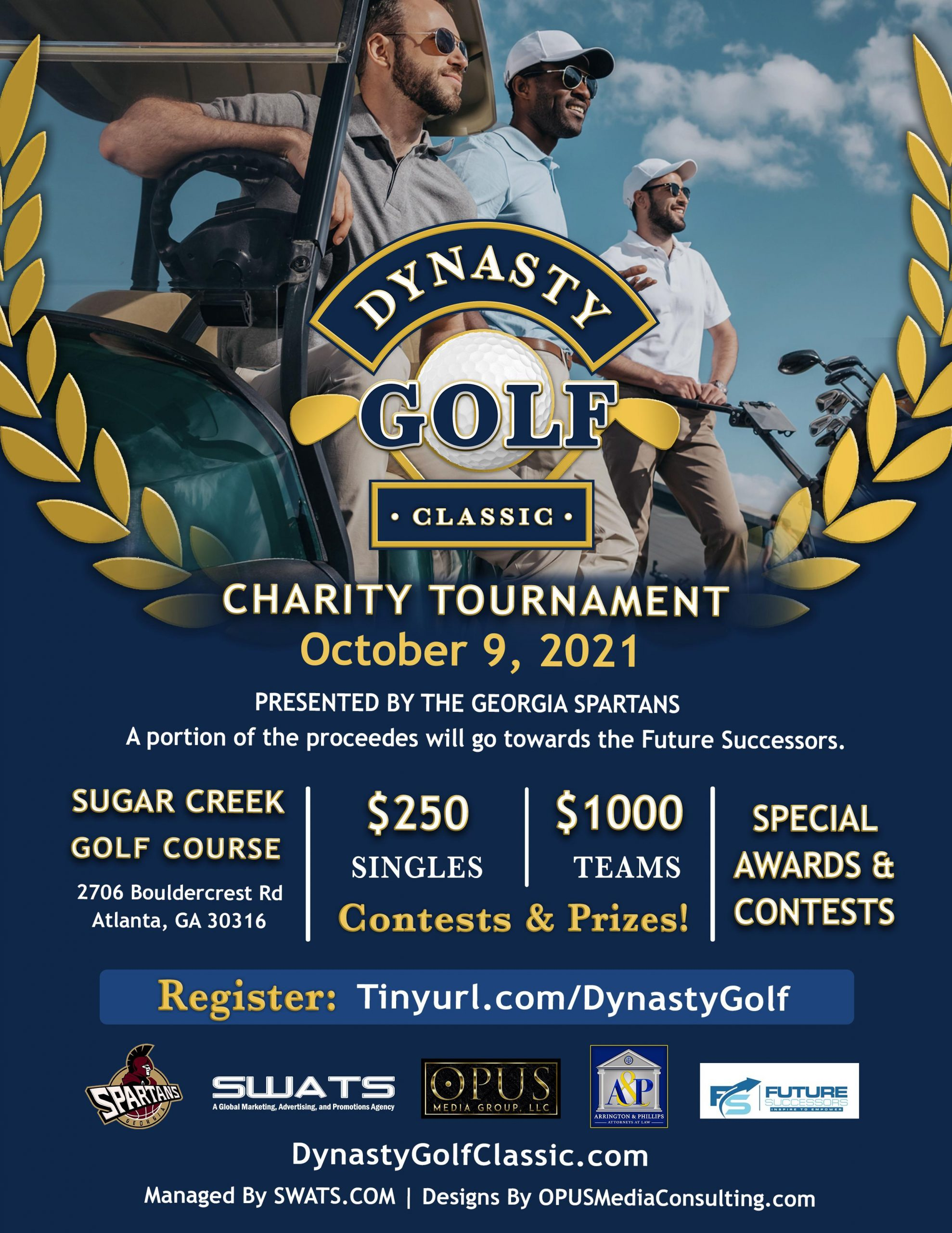 Dynasty Golf Classic Tournament