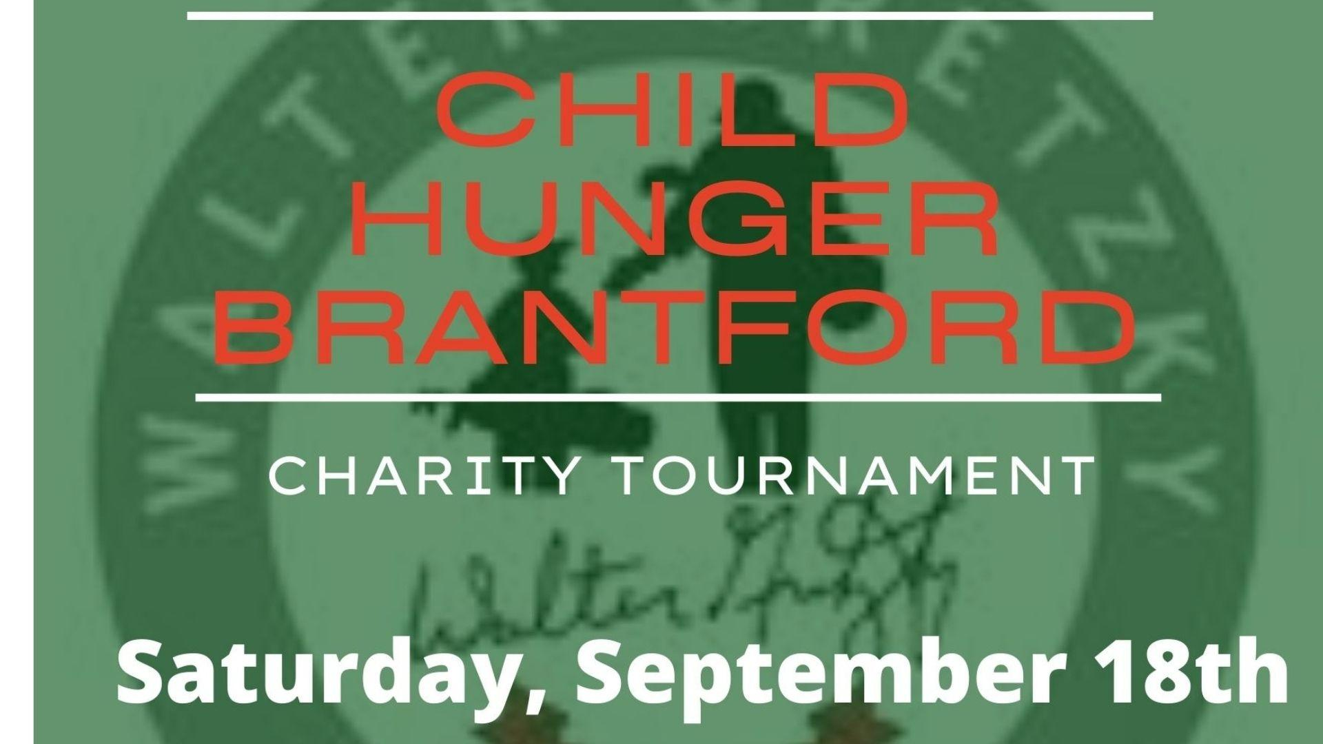 Child Hunger Brantford Annual Golf Tournament