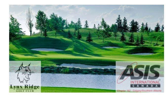 ASIS Calgary 35th Annual Golf Tournament