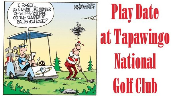 Play Date at Tapawingo National