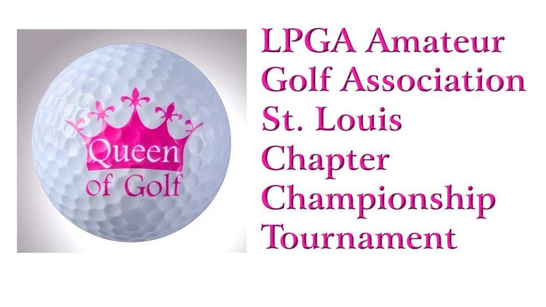 St. Louis Chapter Championship Tournament