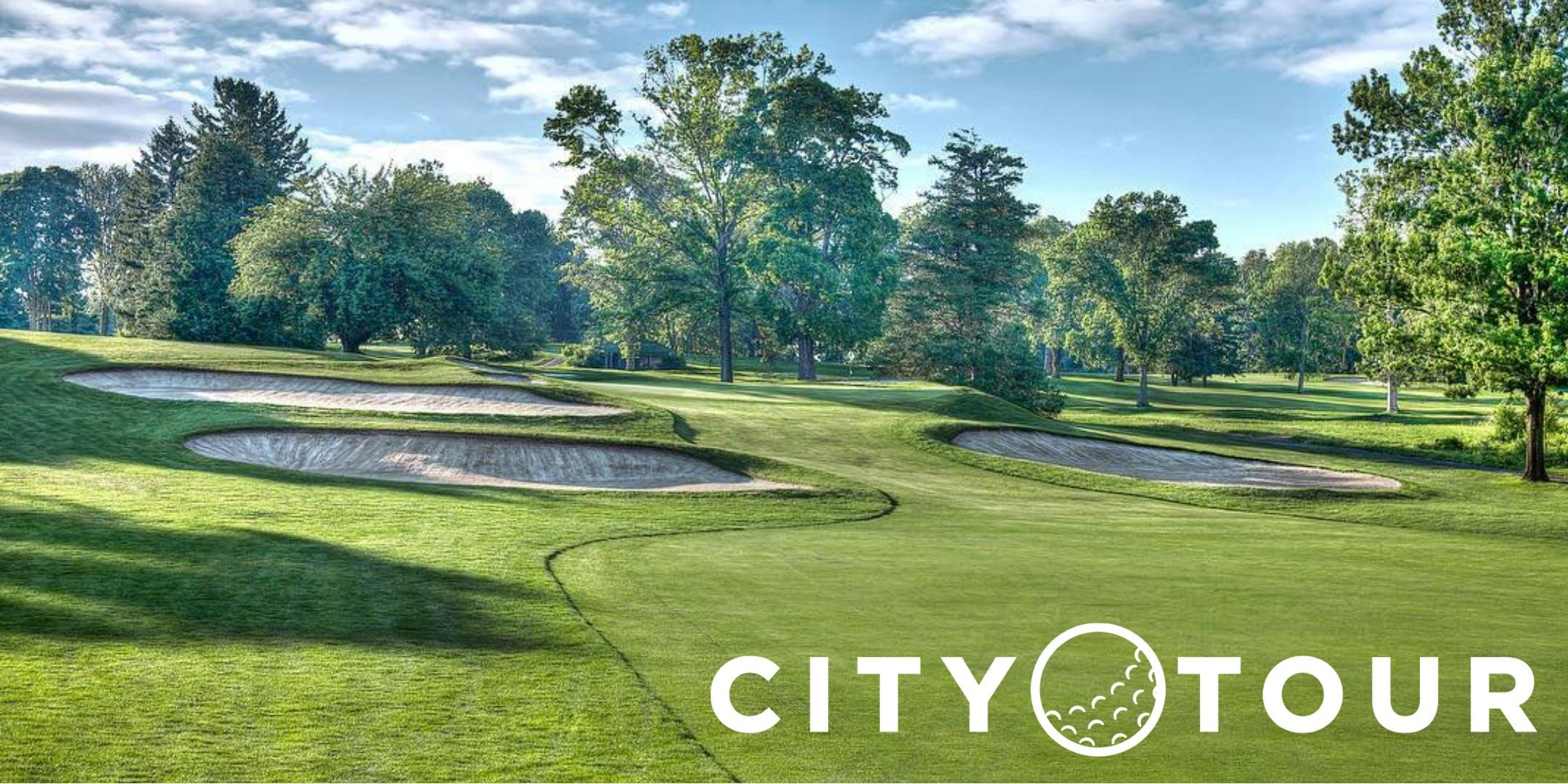 DC City Tour - Chantilly National Golf & Country club