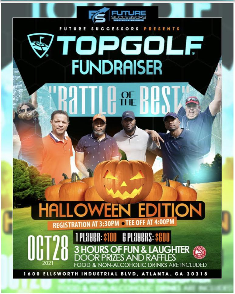 Top Golf Fundraisers