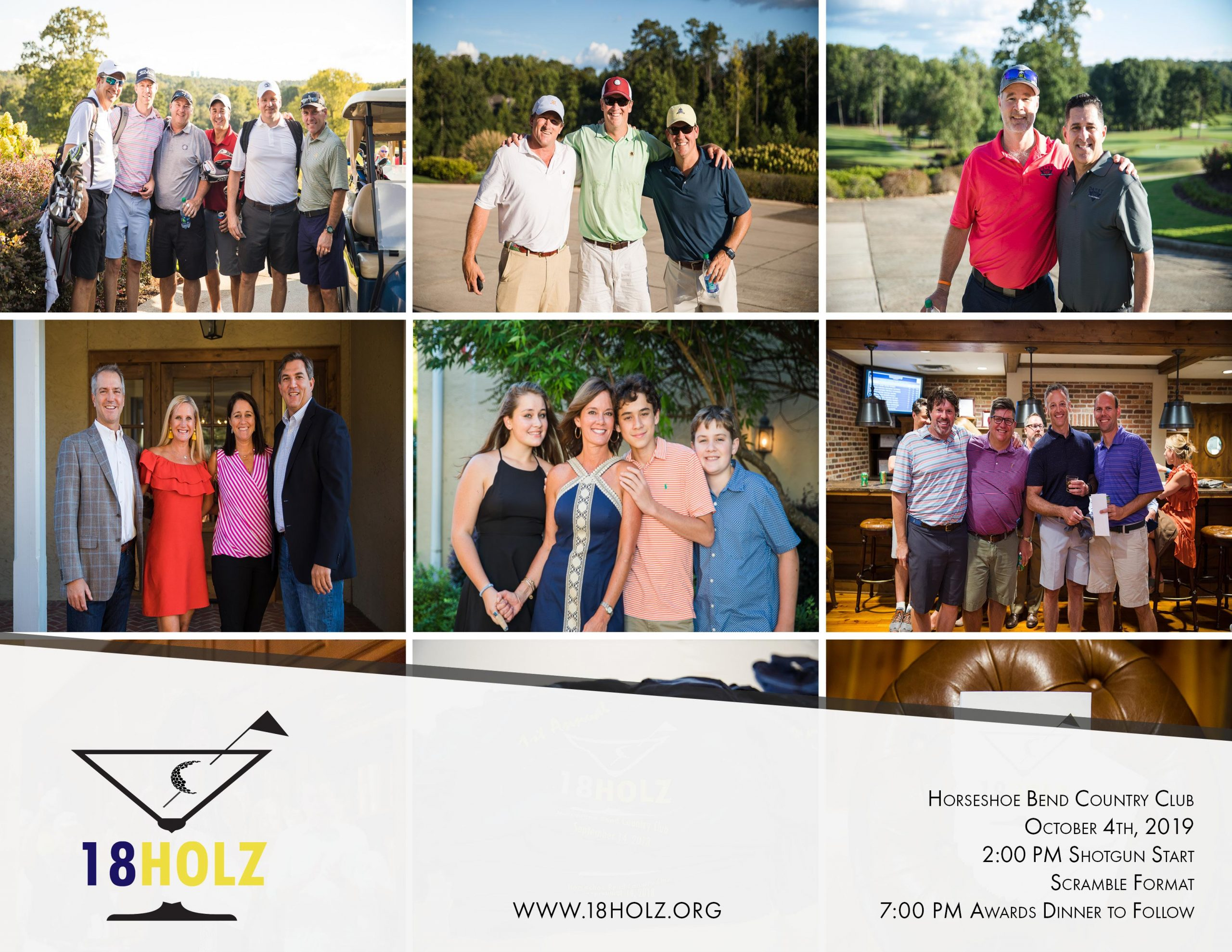 3rd Annual 18 Holz Golf Classic - Eric M. Holzworth Memorial Foundation