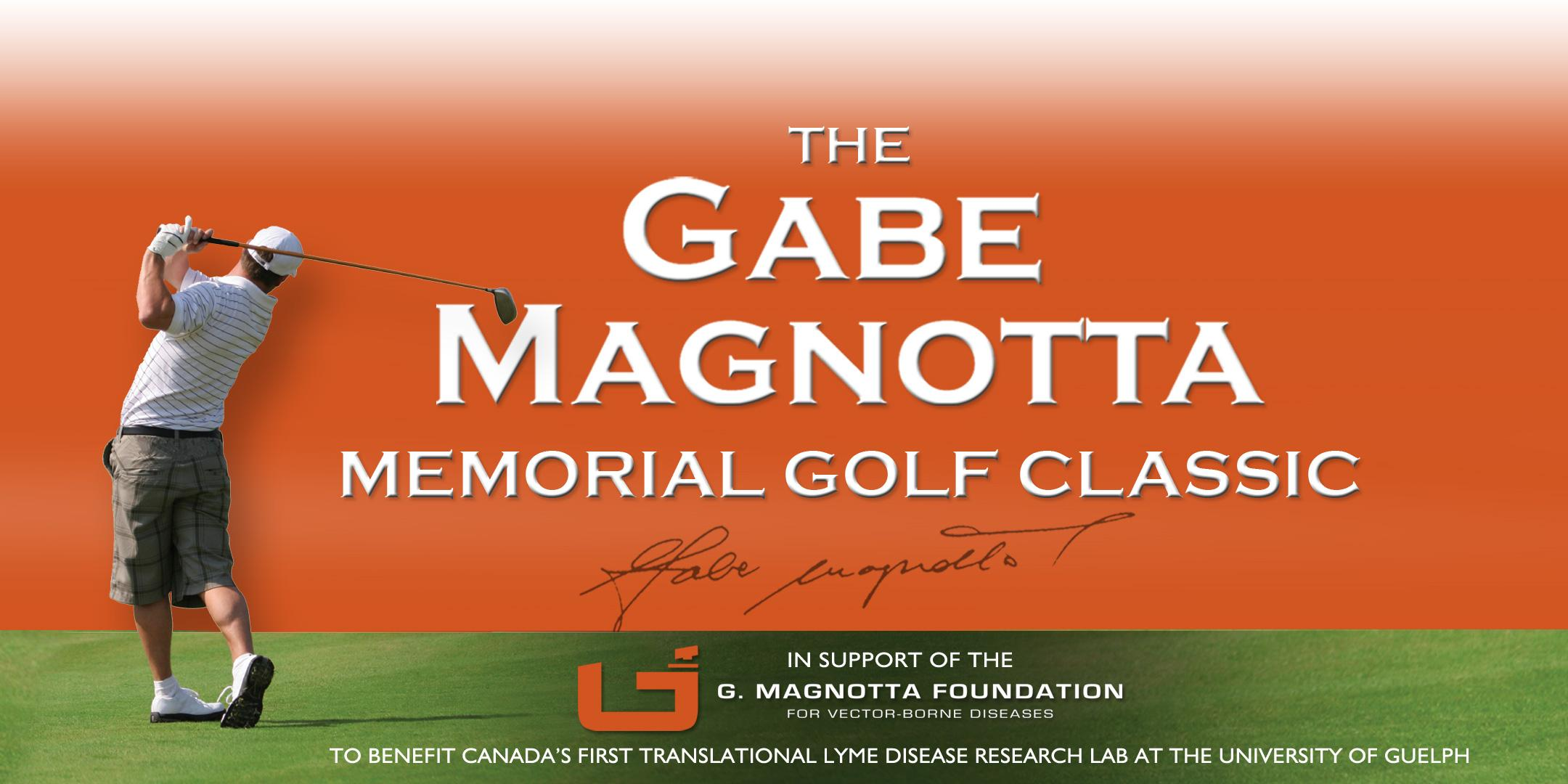 The Gabe Magnotta Memorial Golf Classic 2021