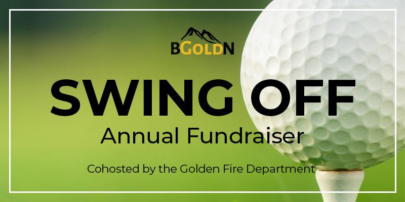 BGOLDN Topgolf Swing Off Fundraiser - Cohosted by Golden Fire Department