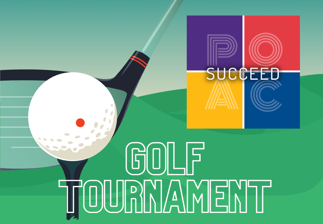 People of All Colors (POAC) Succeed's Charity Golf Tournament
