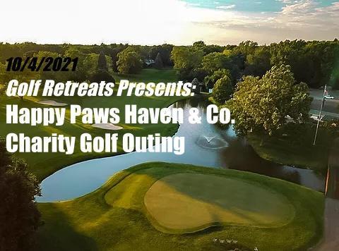 Golf Retreats: Happy Paws Haven Fundraiser
