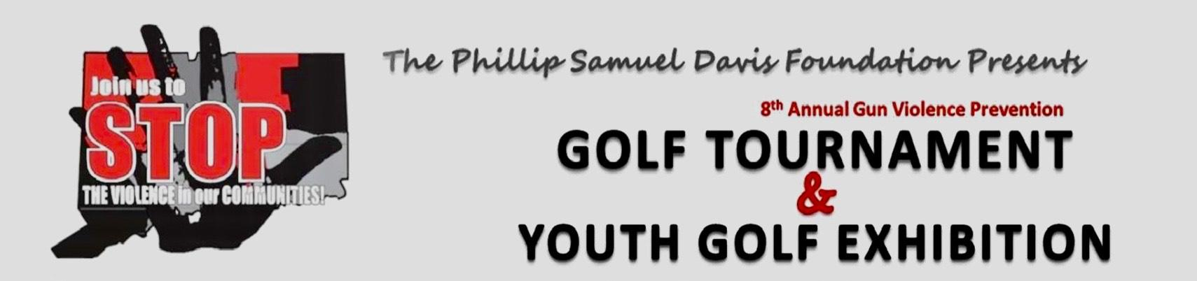 Stop the Violence Golf Tournament & Youth Golf Exhibition