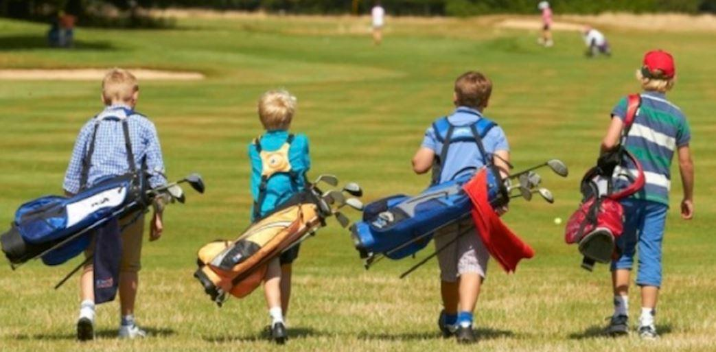 ELEVATION JUNIOR GOLF SERIES GIRLS AND BOYS AGES 8 to 13yrs.