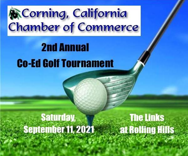 Corning Chamber Annual Golf Tournament