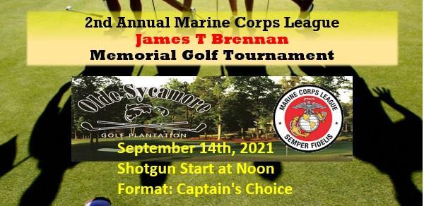 Marine Corps League Golf Tournament