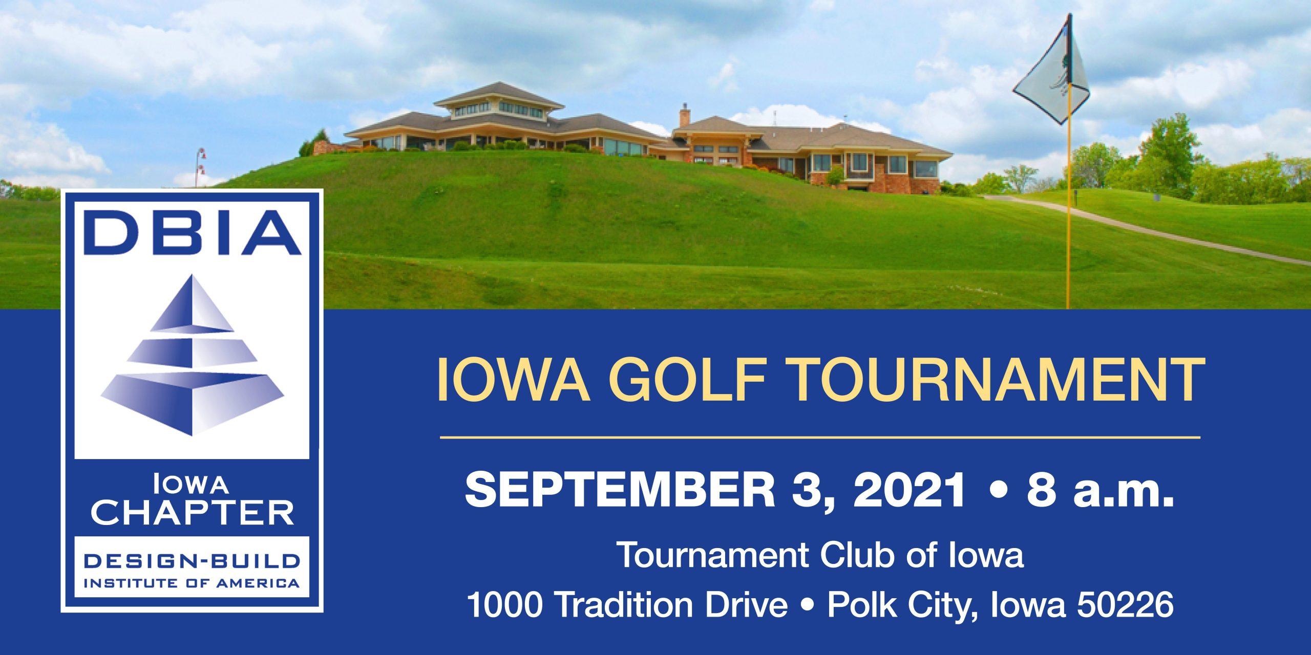 DBIA-Iowa | Golf Tournament