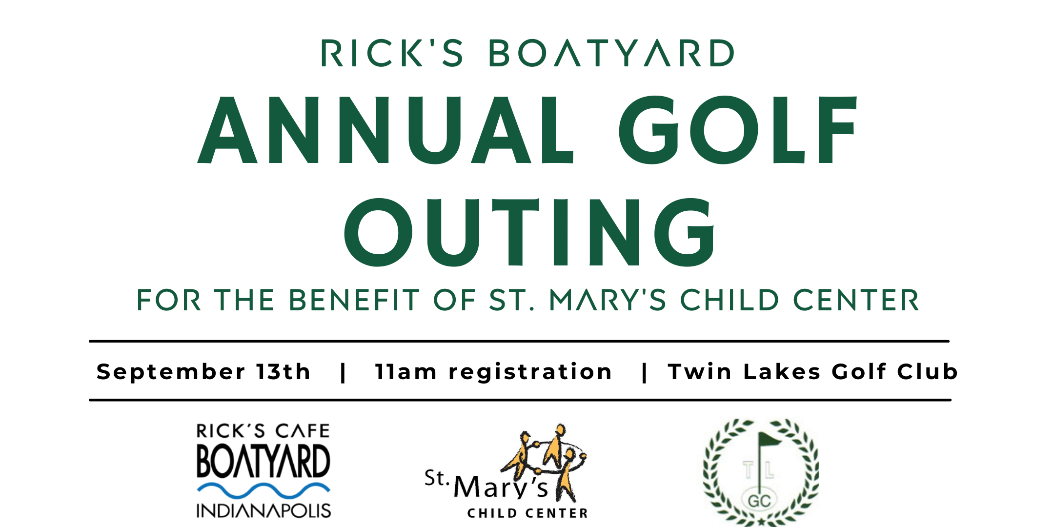 Rick's Boatyard Annual Golf Outing