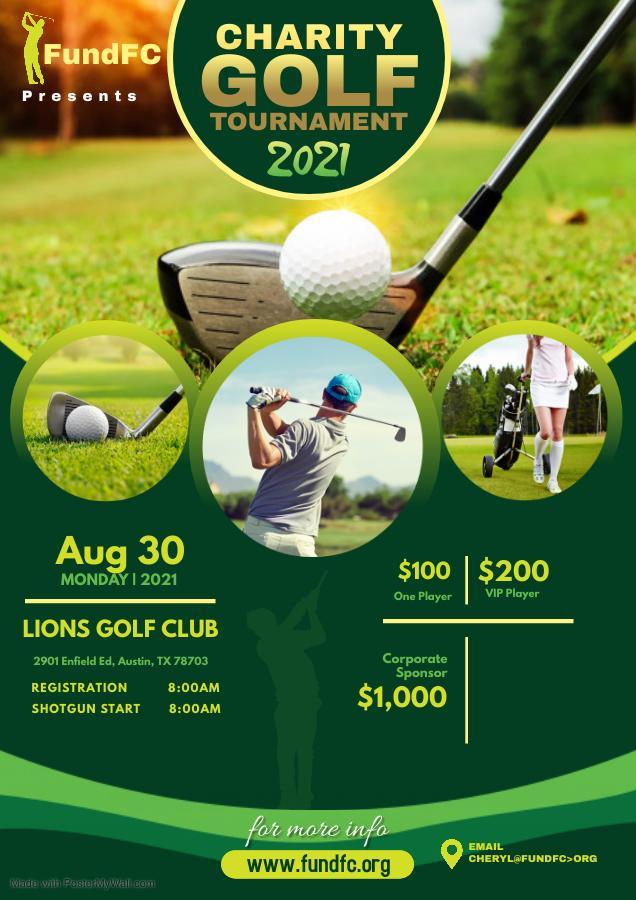 Foster Care Golf Tournament