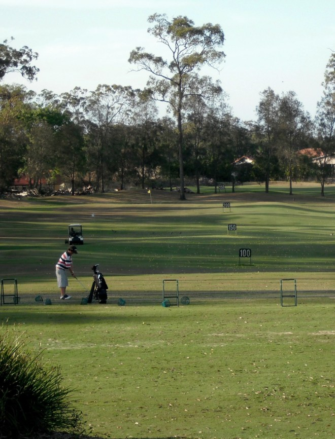 driving range gold coast