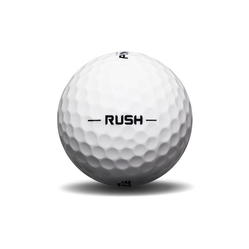 Pinnacle Rush Golf Ball View