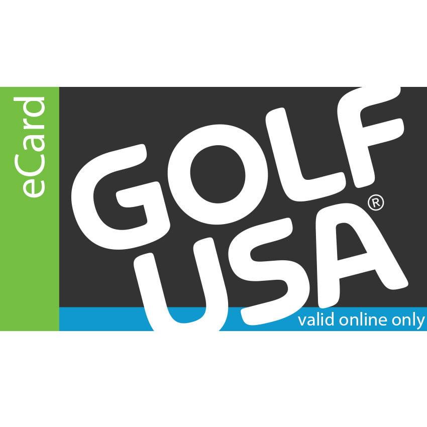 Golf USA eGift Card