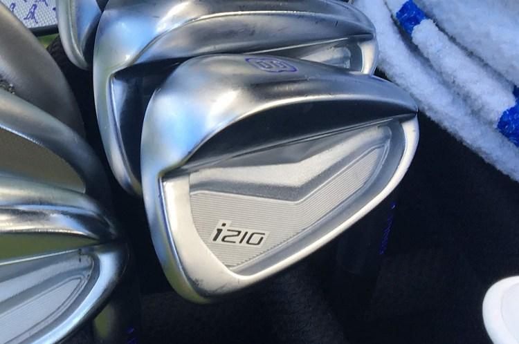Tyrrell Hatton's Ping golf equipment