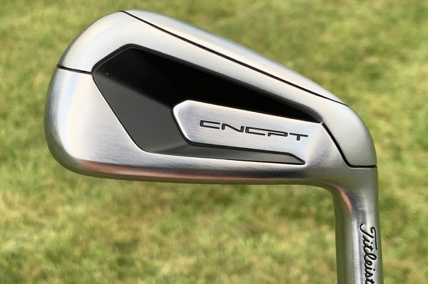Titleist's CNCPT CP-04 irons