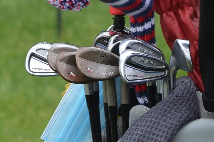 Bryson DeChambeau's golf equipment