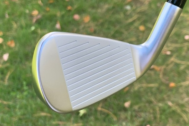 Callaway X Forged UT irons