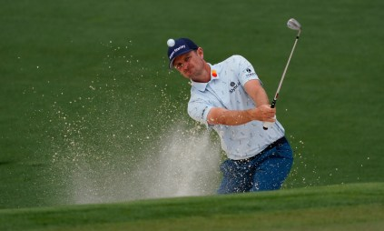 Masters: Justin Rose leads by four shots after first round at Augusta