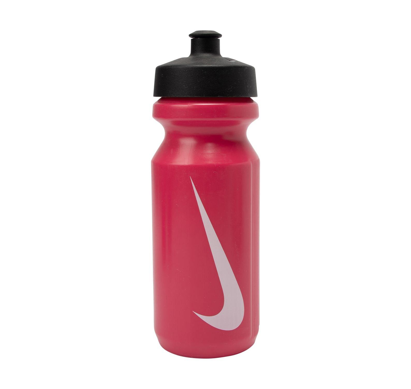 Nike Big Mouth Water Bottle, Vivid Pink/White, Onesize, Utrustning