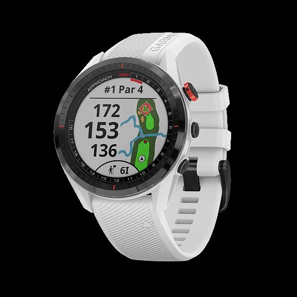 Garmin Approach S62 Golfklocka med GPS Vit