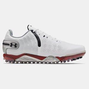 Men's UA Spieth 5 Spikeless Wide E Golf Shoes