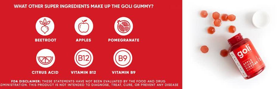 Goli gummy nigeria | Apple cider vinegar