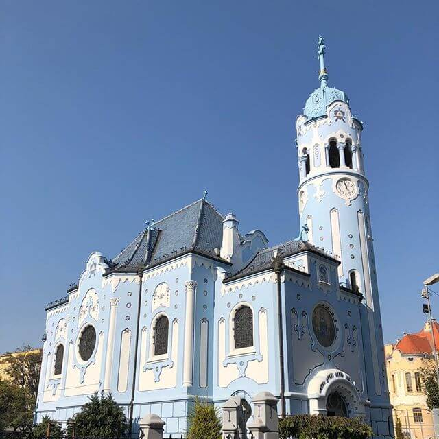 blue-church