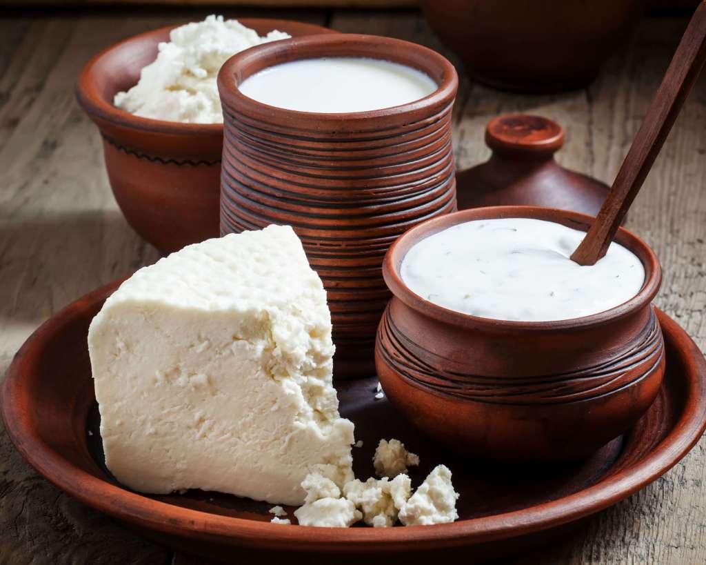 greek-food-sheep-yoghurt