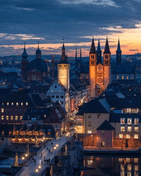 wurzburg-germany-city