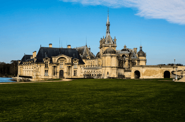Chantilly Castle, France