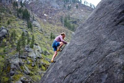 Out for a climb - Go Climbing