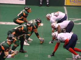 watch live indoor football sports video online CIFL Home Opener Port Huron at Saginaw video broadcast