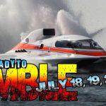 Quake on the Lake APBA hydroplane live webcast video boat races