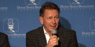 Detroit Red Wings Day and Season Preview at DSBA press conference video