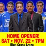 Lancers host the Fury in arena soccer video webcast Nov 22nd 7:00pm ETwatch live arena soccer on Go Live Sports Cast