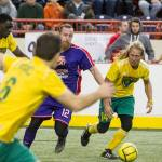 Syracuse Silver Knights at Waza Dec 6th in arena soccer matchup