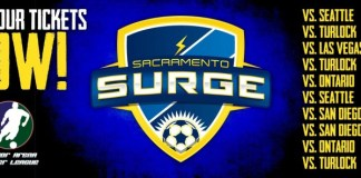 Doubleheader Game 2: San Diego at Sacramento Surge Jan 25th
