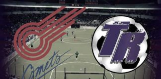 Revolution face the Comets on Major Arena Soccer League