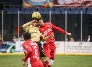 Indoor soccer live webcast video: Heat at Fury Jan 9th 7:00pm PT