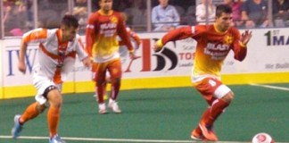Roku featured game: Syracuse Silver Knights at MASL Playoffs: Soles de Sonora at Baltimore Blast, Apr 10th, 6:05 pm ET