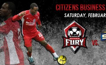 Sacramento Surge at Ontario Fury Feb 7th live video